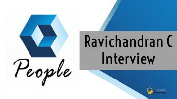 Kairali People TV Interviews Prof. Ravi chandran C
