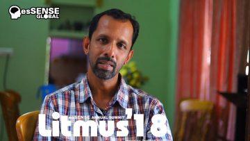 Litmus'18 Promo – Sabu Jose