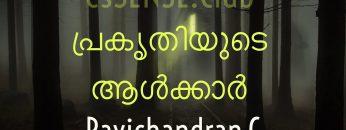പ്രകൃതിയുടെ ആൾക്കാർ – Ravichandran.C