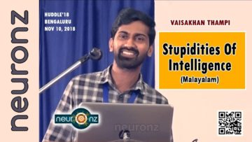 Stupidities Of Intelligence (Malayalam) – Vaisakhan Thampi