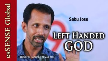 Left Handed God (Malayalam)- Sabu Jose